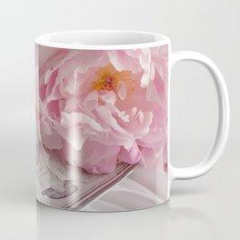 Paris Peonies Coffee Mug