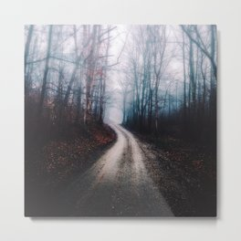 Beyond The Forest Metal Print