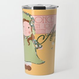 Once in Love with Amy Travel Mug