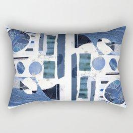 Collage Exp. 5 Rectangular Pillow