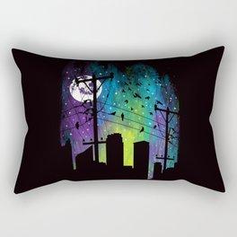 Iridescence  Rectangular Pillow