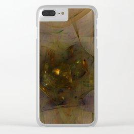 Across the Zodiac Clear iPhone Case