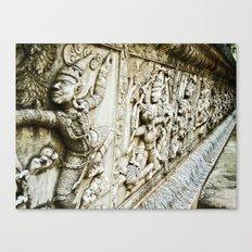 Ancient Thailand Canvas Print