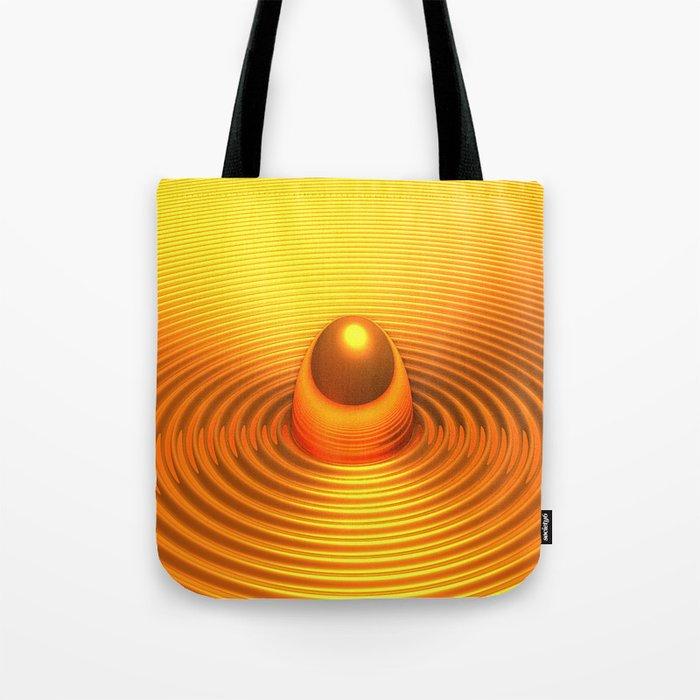 The Golden Egg Tote Bag