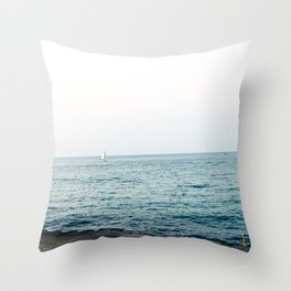 Helm Throw Pillow