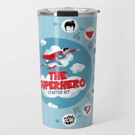 Superhero Kit Travel Mug