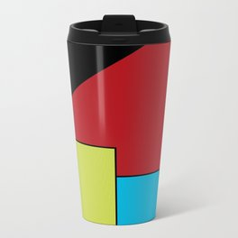 Fifth Floor Hangout Metal Travel Mug