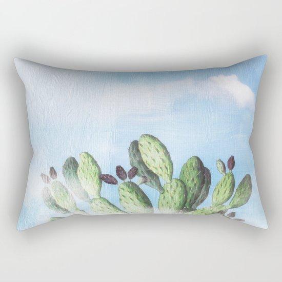 Cactus Heaven Rectangular Pillow