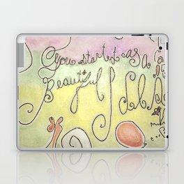 Beautiful Idea Laptop & iPad Skin