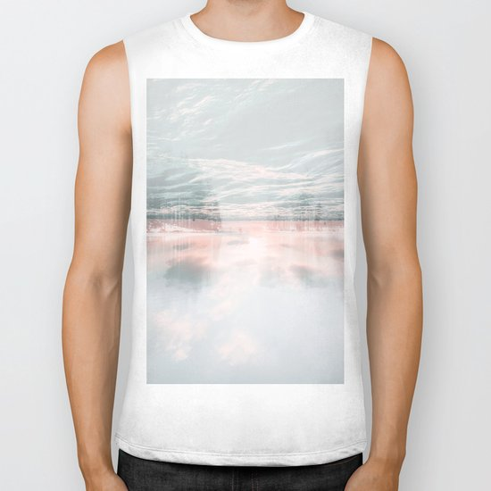 Fluid Glass Biker Tank