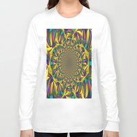 mirror Long Sleeve T-shirts featuring Mirror by LoRo  Art & Pictures