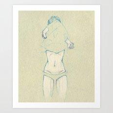 Dec. Art Print