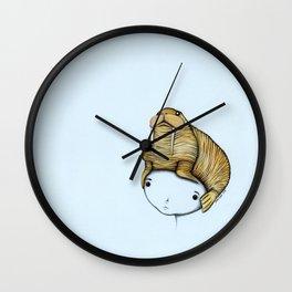 Minor Headache Wall Clock