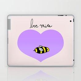 Bee Mine, Oh My Cliche Valentine Laptop & iPad Skin