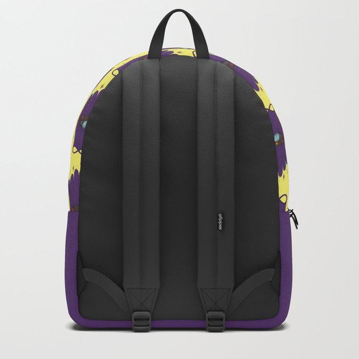Infinity's Hand Backpack