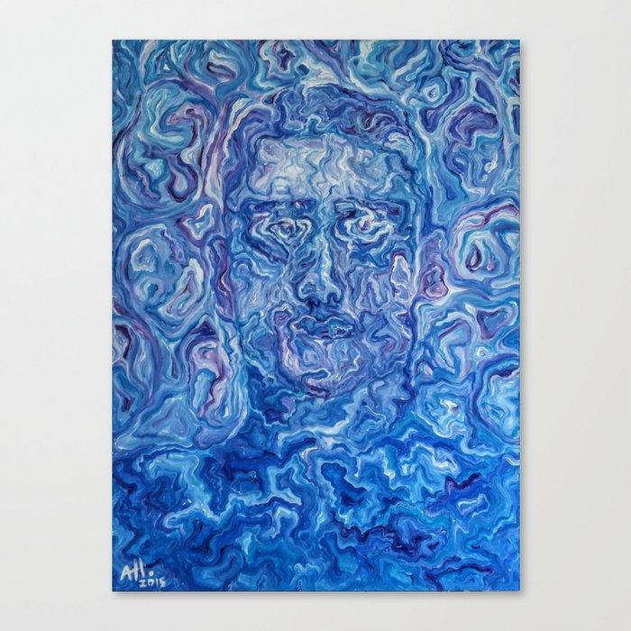 Spirit Self Portrait Canvas Print