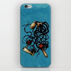 Oceanic Menace iPhone & iPod Skin