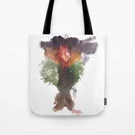 Devon's Vulva Print No.1 Tote Bag