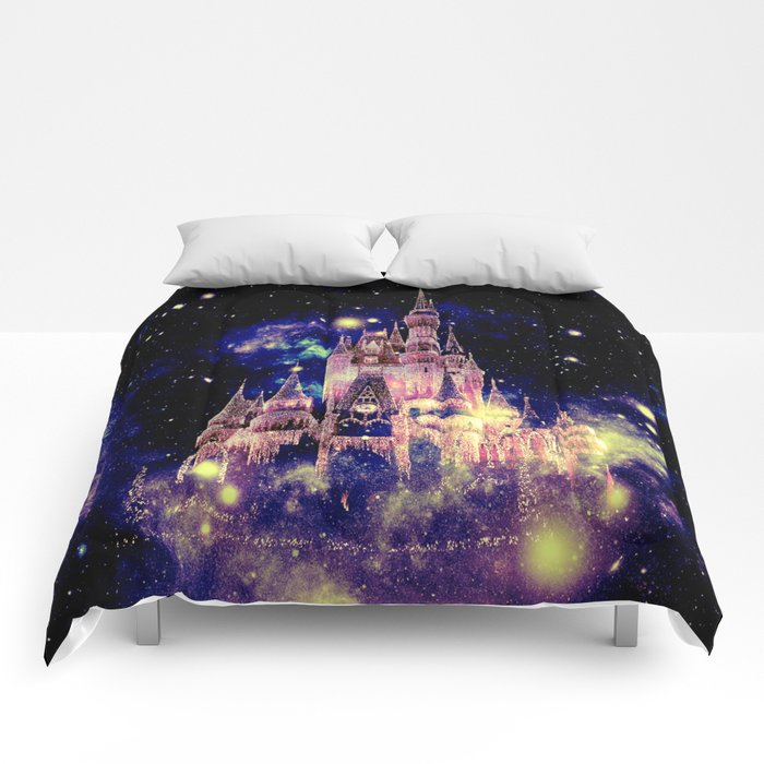 Celestial Palace Deep Pastels Comforters