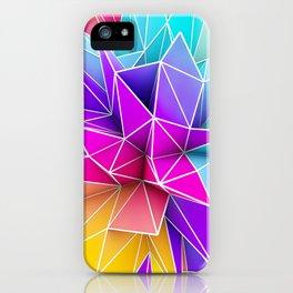 Kaos Pop iPhone Case