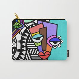 Artsy Carry-All Pouch