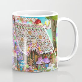 The Gingerbread Mansion Coffee Mug