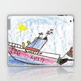 River Patrol Laptop & iPad Skin