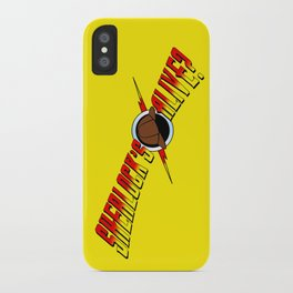 Sherlock's Alive? iPhone Case