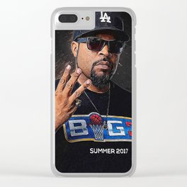 Ice Cube Clear iPhone Case