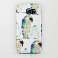 Remix Emperor Penguins Galaxy S7 Slim Case