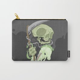 The Four Horsemen of the Apocalypse (Green) Carry-All Pouch