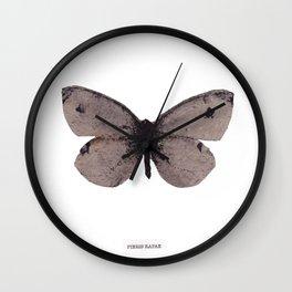 pieris rapae Wall Clock
