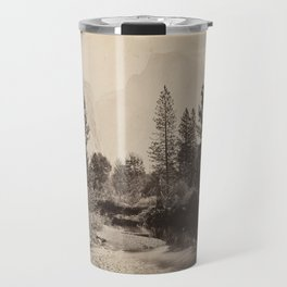 Half Dome, 4967 feet, Yosemite Travel Mug