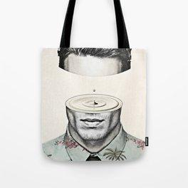 Head Space Tote Bag