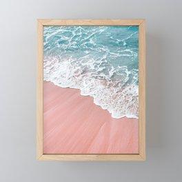 Ocean Love Framed Mini Art Print