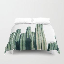 Cactus Line Duvet Cover
