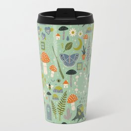 Fairy Garden Travel Mug