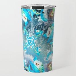 Water/Fish Travel Mug
