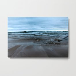 Summer Chills Metal Print