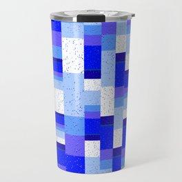 Gentle Power Geometric Travel Mug