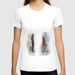 Love Story n.2 - The Meeting T-shirt