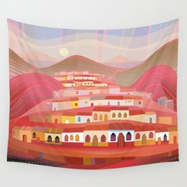 Afternoon in Guatemala Wall Tapestry