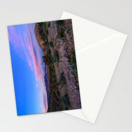 Sunset - Lake_Mead_National_Recreational_Area, Nevada Stationery Cards