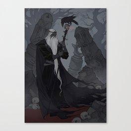 Chernobog Canvas Print