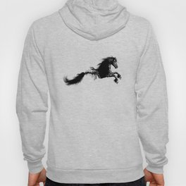 Fish bone horse - Mythological creature - Fantasy - Animal Hoody