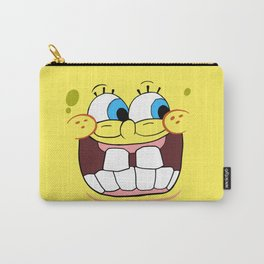 Spongebob face Carry-All Pouch