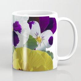 Pansies! Coffee Mug