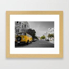 Combi Framed Art Print