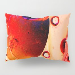 Gear of War in Orange Pillow Sham
