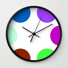 Bifonazole Wall Clock